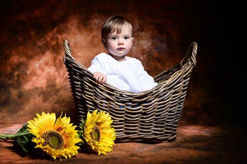 Sonja – Baby Fotografie