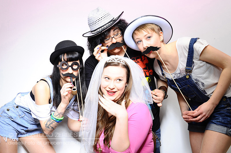 Jungesellenabschied-JGA Fotoshooting und Fotoparty in Koeln