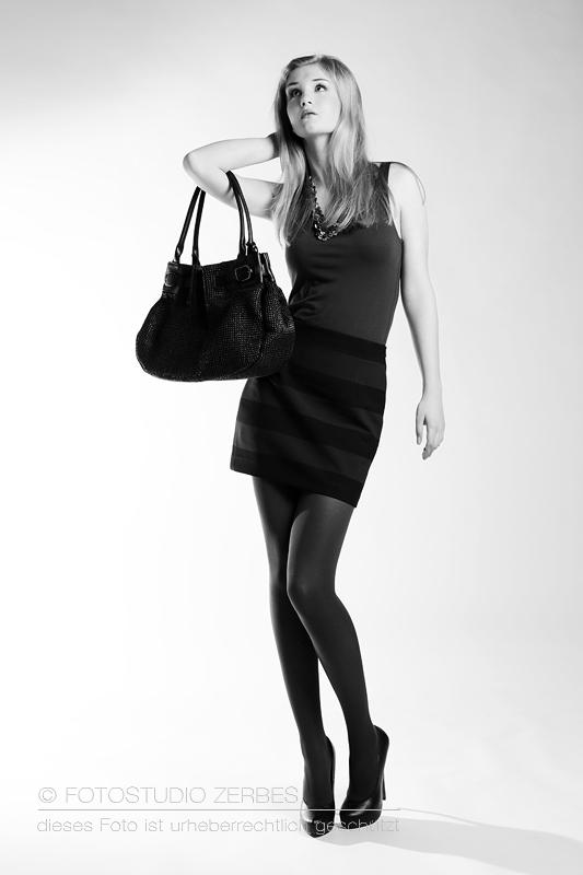 Unser Portrait und Beauty Fotoshooting mit Make-up und Outfits