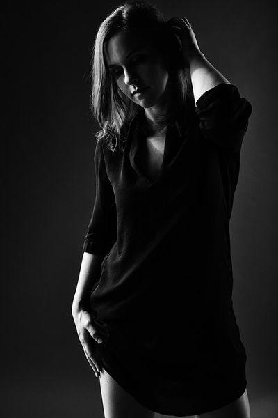 gelungenes Fotoshooting Fotostudio Zerbes Köln - Fotoshooting mit Make Up für Frau oder Mann