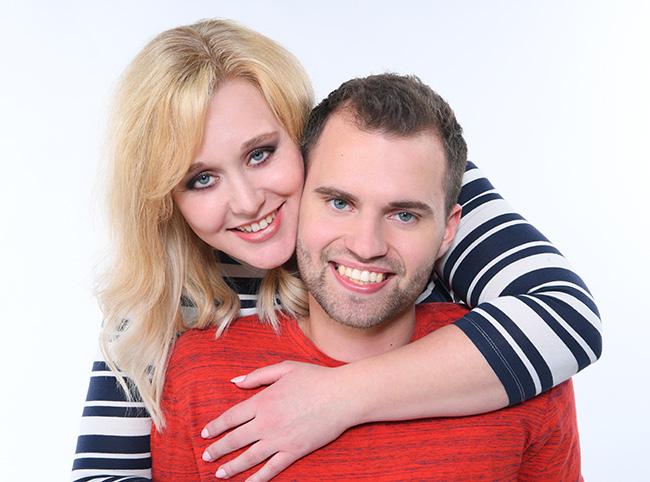 Unser Paar-Shooting – Sarah und Max