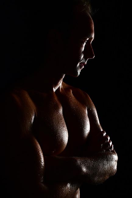 Aktfotografie mit Männern - Wet und Sexy Fotoshooting