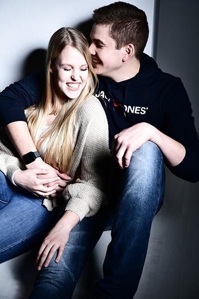 Paarfotoshooting - Fotografie für Paare