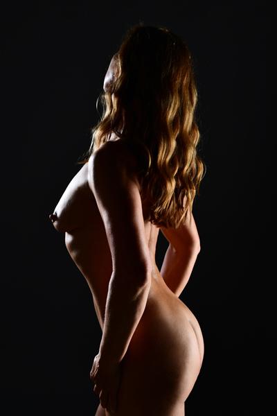 Aktfotoshooting für Frauen im Fotostudio